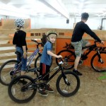 BMX Bike Birthday Party at The Lumberyard
